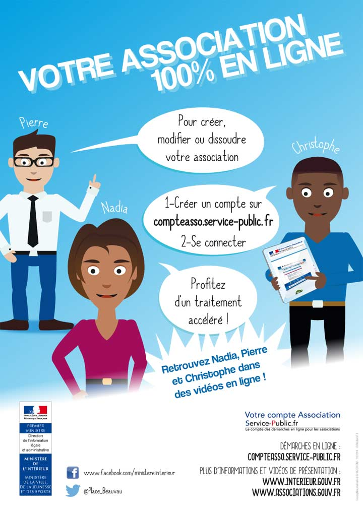 Guide Des Demarches Pour Associations Ville Port