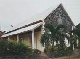 Ancienne maison de la Compagnie du Chemin de fer et du Port de la Réunion - Source Patrimoine des Commune