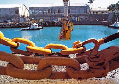 Paysage portuaire - Source Ville du Port