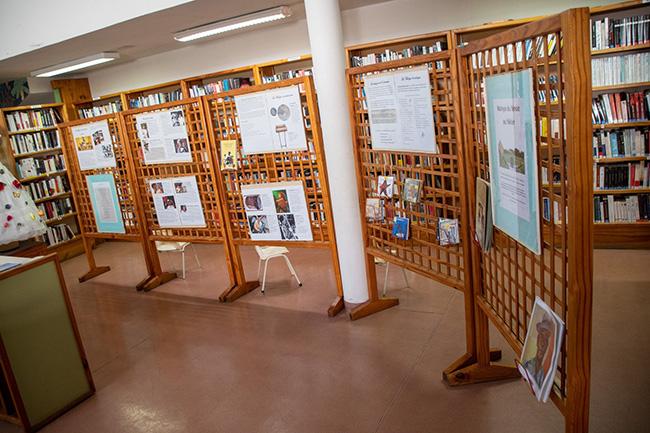 Exposition sur le maloya – Bibliothèque Rivière des Galets.