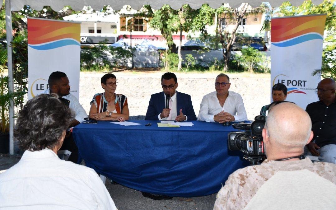 Abattement de la taxe foncière pour 484 commerces du Port