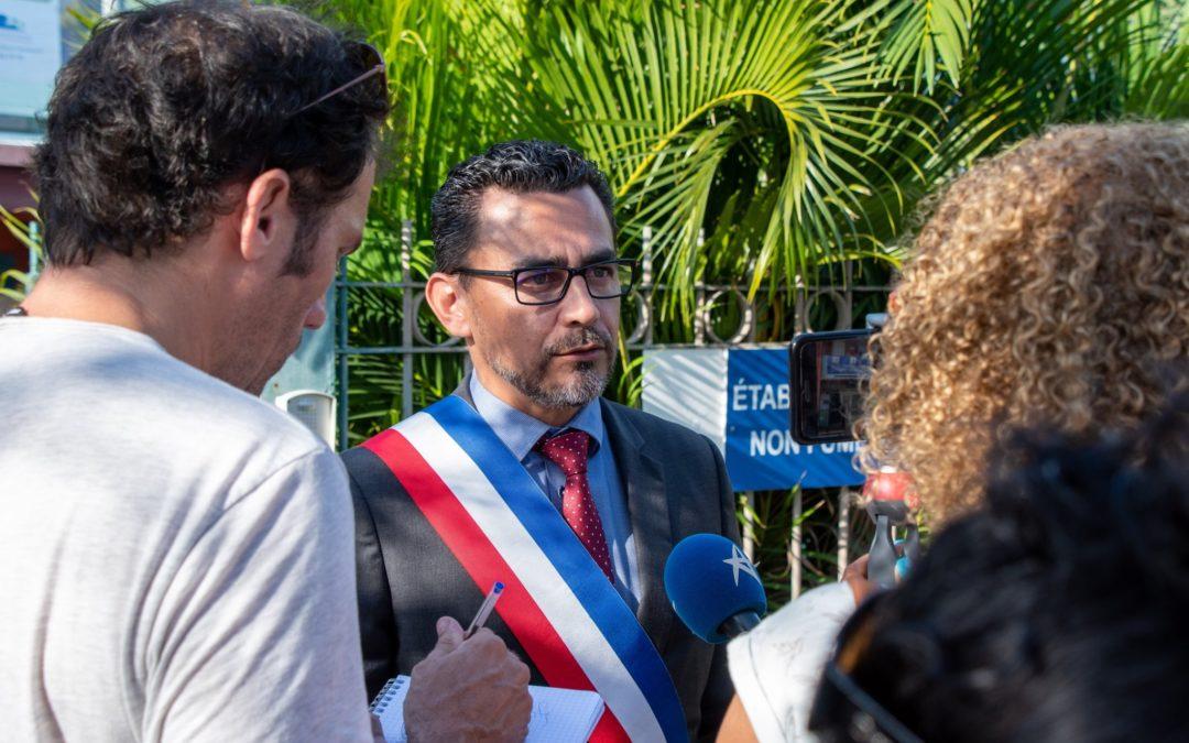 Inquiétudes du maire pour le futur lycée de la mer au Port