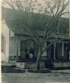 L'ancien bureau des douanes