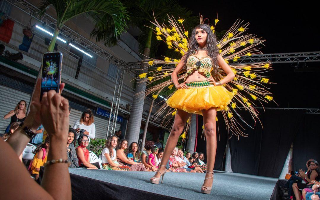 Les Terrasses de Mahy : l'Afrique et la mode à l'honneur