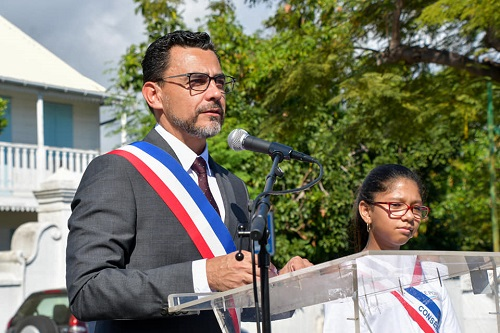 Le maire Olivier Hoarau lance un appel à la résistance