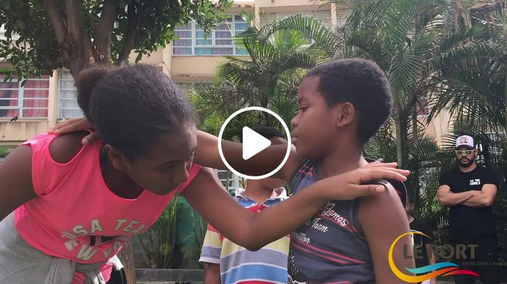 [Vidéo] Vakans dann Port : Initiation au hip hop
