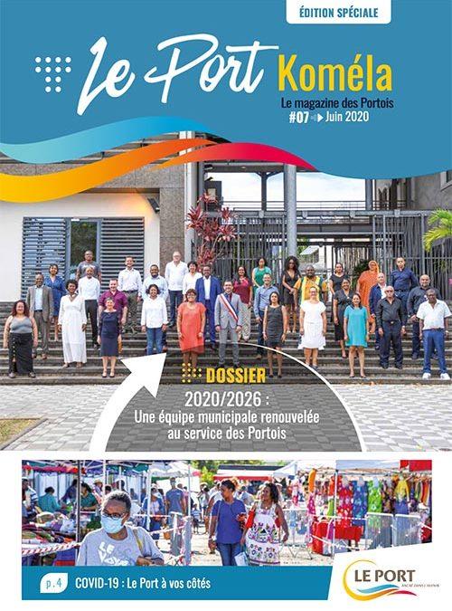 Le Port KOMELA – 7