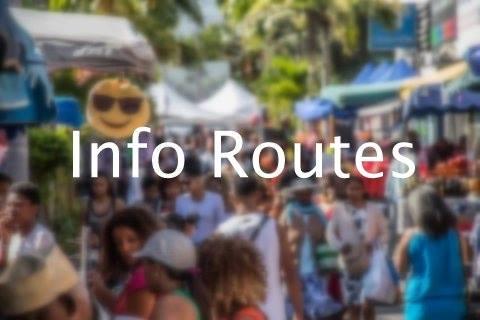 Journées Commerciales : routes fermées et circulation modifiée