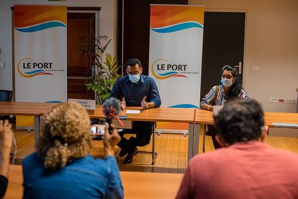 Covid-19 : le maire du Port demande la fermeture des 3 écoles à la Rivière des Galets