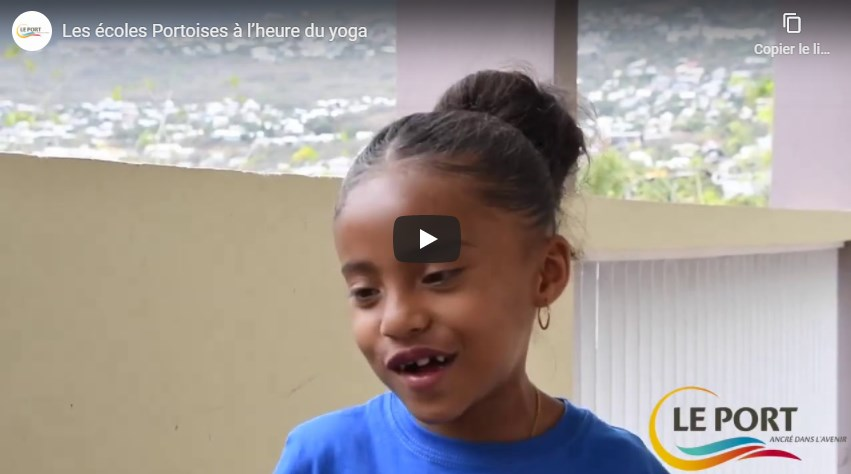 [Vidéo] Les écoles Portoises à l'heure du yoga