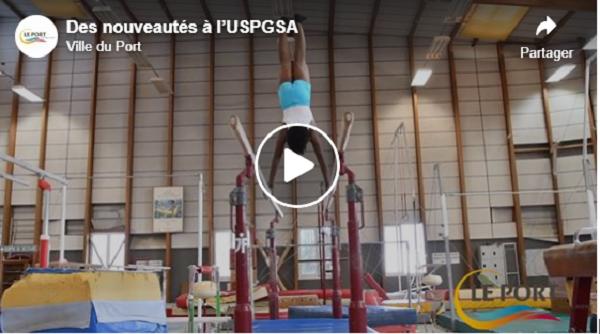 Des nouveautés à l'USPGSA
