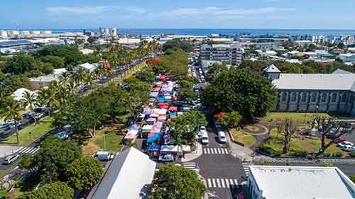 Le marché de la place des Cheminots avancé au mardi 10 novembre