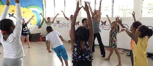 [Vidéo] La danse s'invite à l'école pendant la pause méridienne