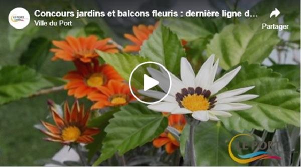 Concours jardins et balcons fleuris : dernière ligne droite pour les inscriptions