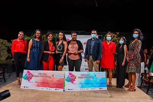 Challenge des Portoises an'créativité : 3 lauréates récompensées