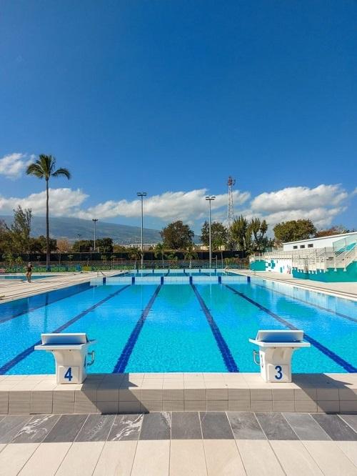 Fermeture de la piscine le 1er janvier