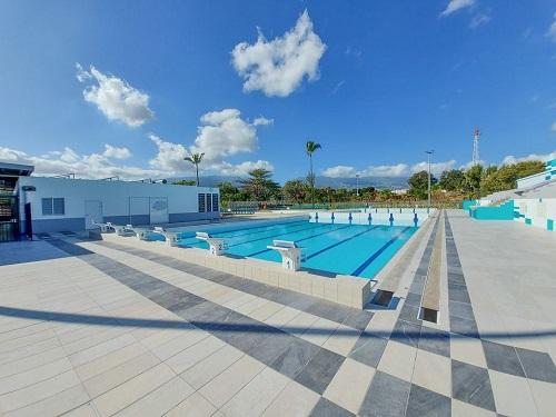 Meeting de natation : fermeture de la piscine du 18 au 22 décembre