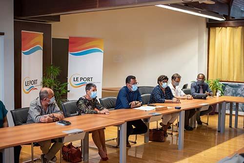 Propos injurieux de Jean-Paul Virapoullé : Le maire condamne la stigmatisation des Portois et exige des excuses publiques