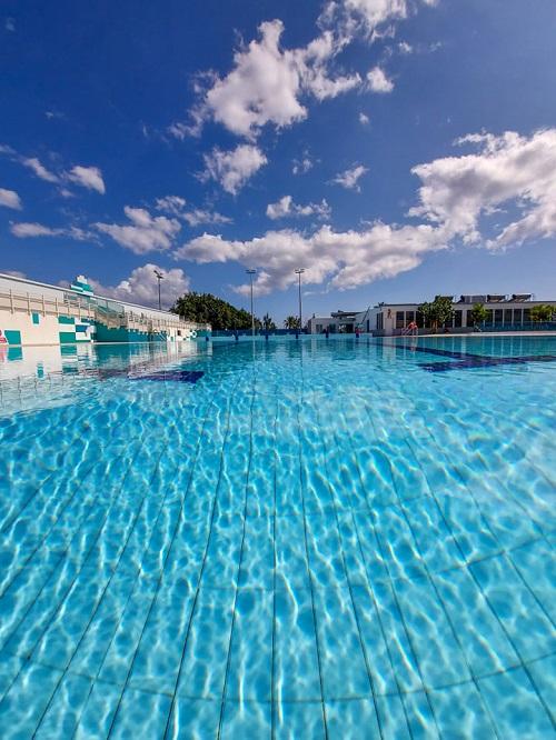 Fermeture de la piscine le 25 décembre
