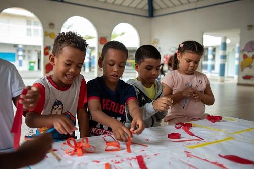 Vakans dann Port :  plus de 400 marmailles dans les centres de loisirs