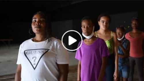 Samedi à 18h, suivez en direct le spectacle de danse et de théâtre proposé par nos jeunes Portois.