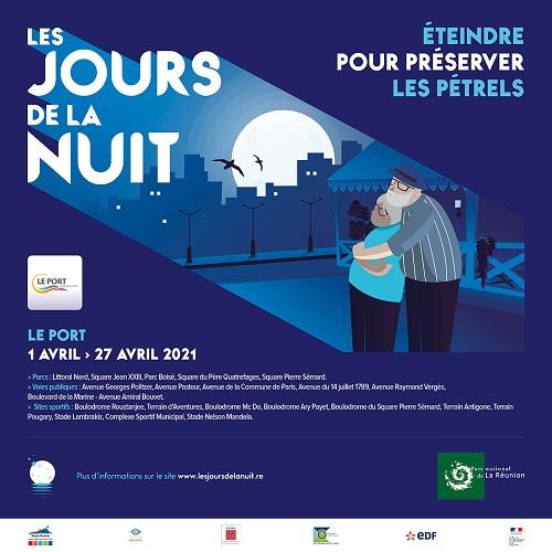 Le Port s'engage pour « Les Jours de la Nuit »