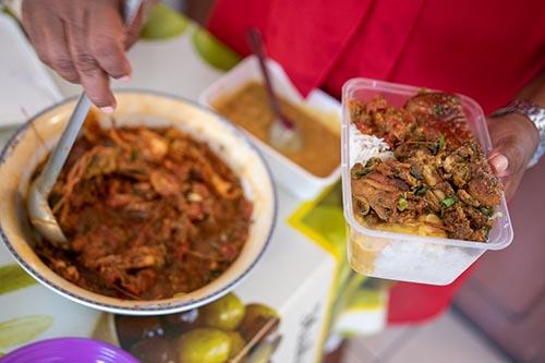 Comité des Chômeurs : un repas de Pâques pour les plus démunis