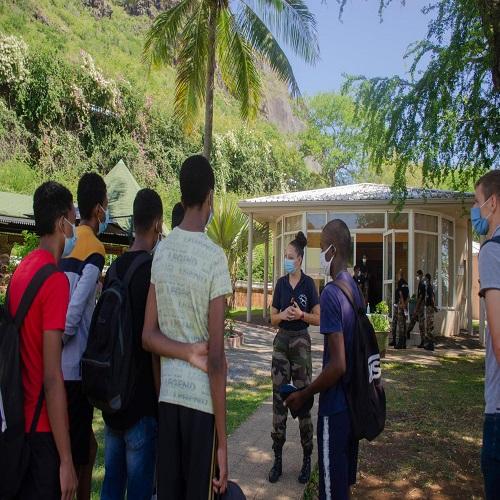 « Port tour formation » : 2ème étape au RSMA