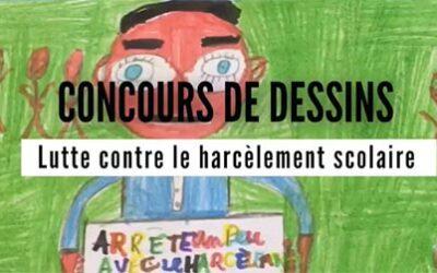 [Vidéo] Des dessins pour dire non au harcèlement scolaire