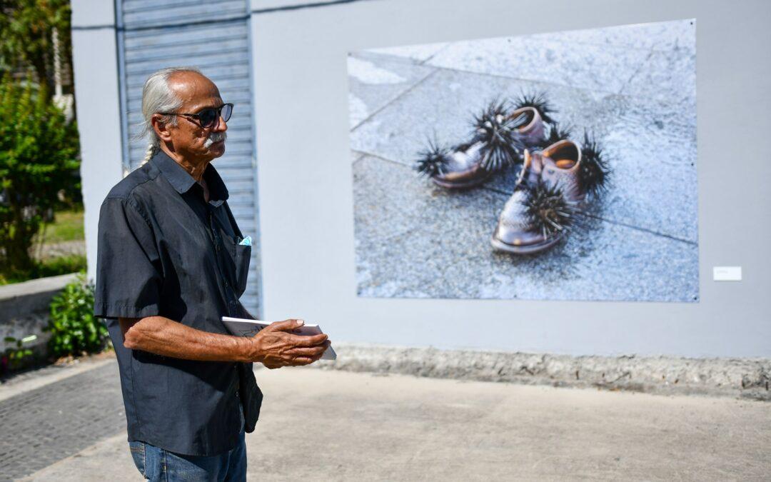 Parcours photographique : l'art dans les rues du Port