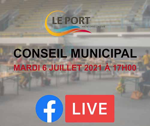 Suivez le conseil municipal en direct ce mardi 6 juillet