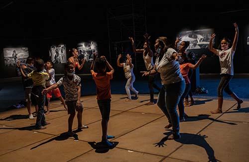 Vakans dann Port : Pilates et danse africaine
