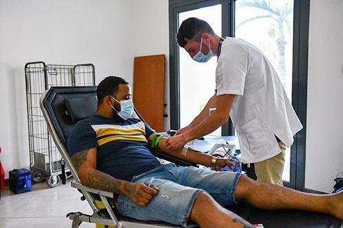 Don de sang : 2ème jour de collecte ce mardi