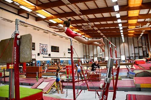 Gymnastique : Le Port accueille le premier regroupement
