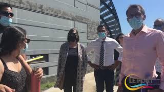 [Vidéo] Visite de la ZAC Triangle de l'Oasis