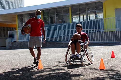 Semaine du handicap : sensibilisation en milieu scolaire