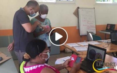 [Vidéo] Semaine Bleue : nos aînés s'initient à l'informatique